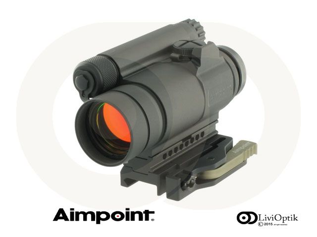 CompM4 | 2MOA | NVD compatible | Spacer and LRP Mount