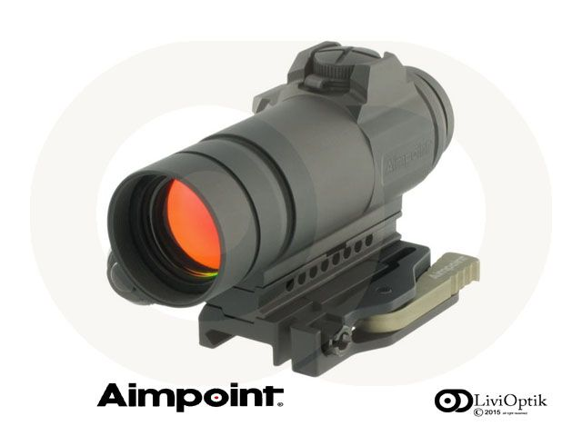 CompM4s | 2MOA | NVD compatible | Spacer and LRP Mount