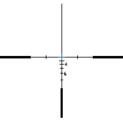 Crosshair Reticles | Blue