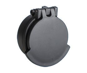 Eyepiece flip-up cover