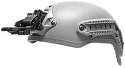 Advanced Flip-Up Helmet Mount | Shroud Ready Low Profile