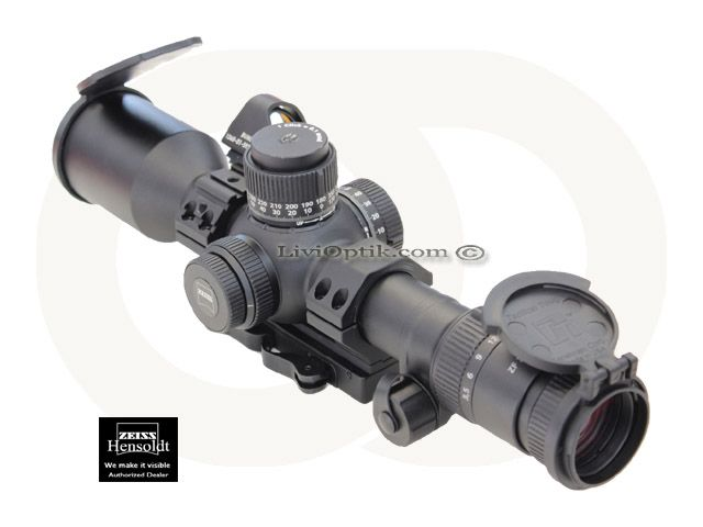 Hensoldt ZF 3.5-26x56 FF
