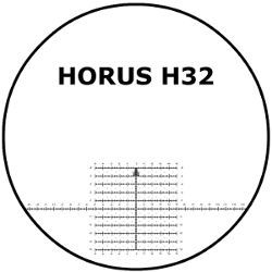Horus H32 Reticle
