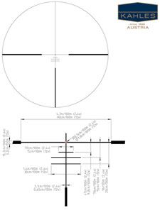 Kahles 4GB Reticle