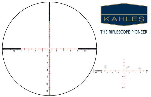 Kahles SKMR Reticle