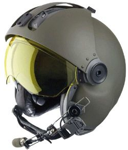 MSA Gallet - LH250 -NATO Green -NVG Compatible