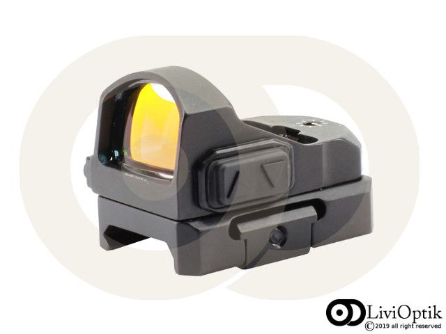 NC BURD | Back-Up Red Dot Sight