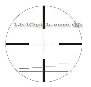 S&B Police LP Reticle