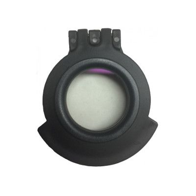 Tactical Tough Objective Flip-up cover | Clear Lens