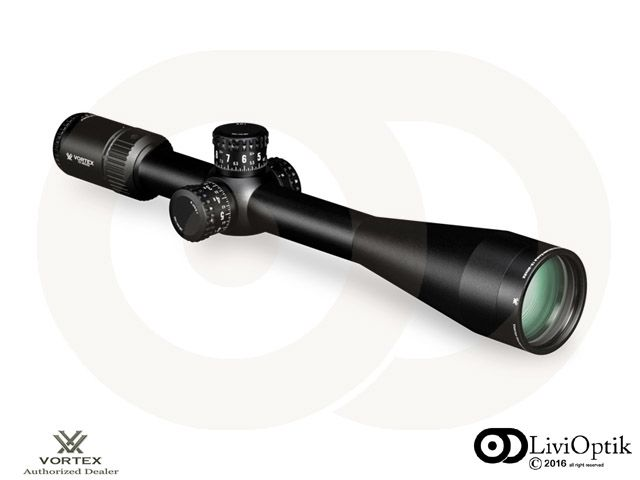 Golden Eagle HD | 15-60x52 | ECR-1 MOA