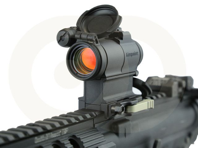 Aimpoint CompM5 with Spacer and LRP Mount  -2MOA -NVD compatible