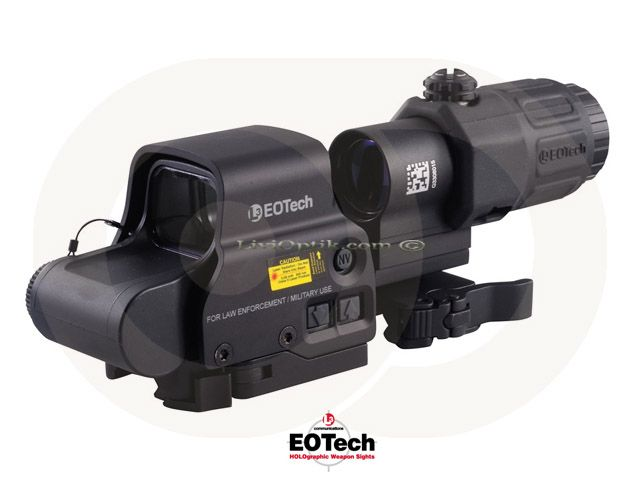 EOTech HHS-GRN | Holographic Hybrid Sight Green