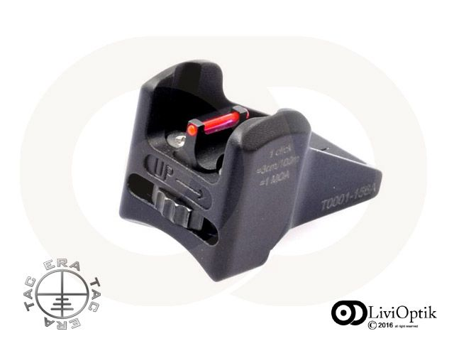 ERA-TAC Front-Sight with red Fiber-Optic-Insert