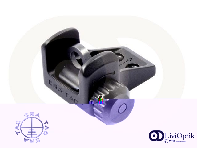 ERA-TAC Backup-Sight with solid Steel-Post
