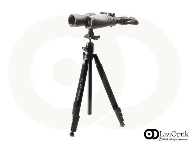 Newcon AN 10x50 | M22 Reticle