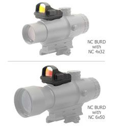 Newcon NC-BURD  -Red Dot Sight for NC