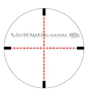 S&B Klein Reticle